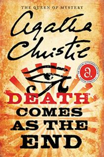 Agatha Christie's Death Comes As the End book cover