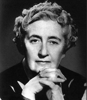 Image of Agatha Christie later in life