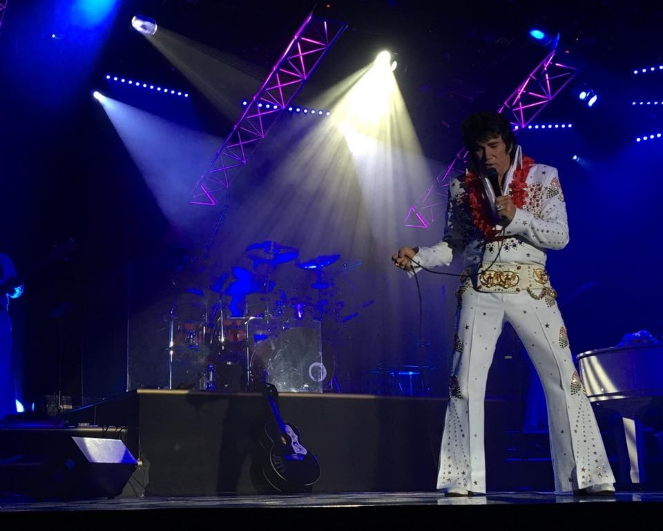 Elvis' Music With a Distinct Style!