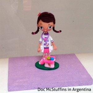 Doc McStuffins Argentina