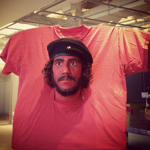 awesome che guevara t shirt costume discover buenos aires