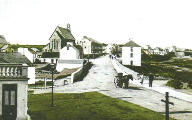 Historical Picture of Bundoran, Co. Donegal
