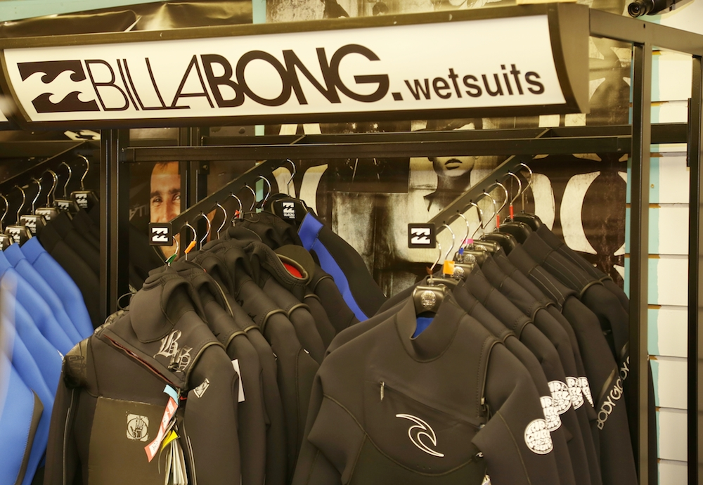 Surfworld Wetsuits