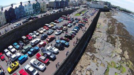 Aerial photo courtesy Daimon Fergus
