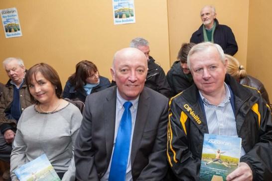 Maureen & Cormac Meehan with Philip McGlynn