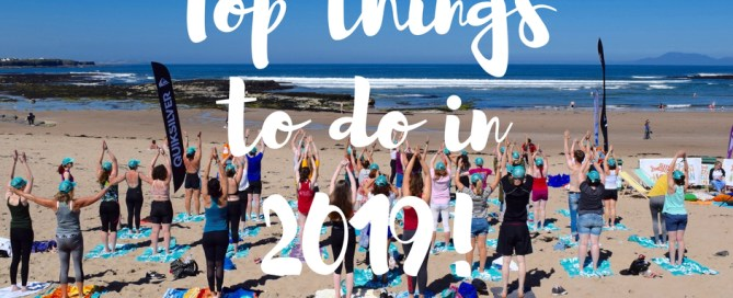 Top things to do in 2019