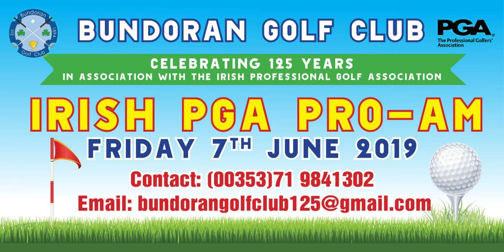 Bundoran has some great golf courses right on our doorstep on