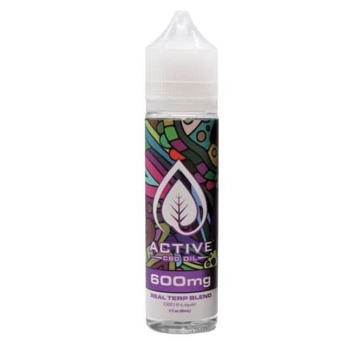 Active E-Liquid Real Terp