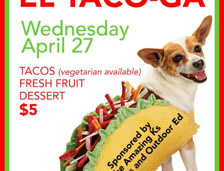 El Tioga This Wednesday