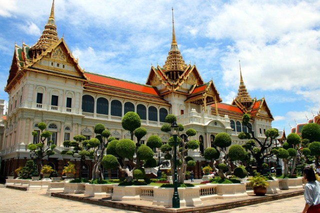 Things to do in Thailand - The Grand Palace