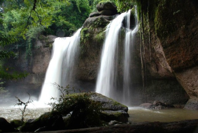 Things to do in Thailand - Khao Yai National Park, Haeo Suwat waterfall