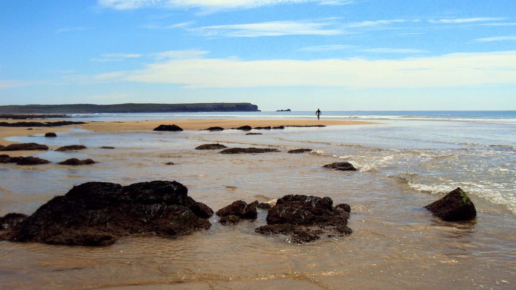 wales best beaches - freshwater west