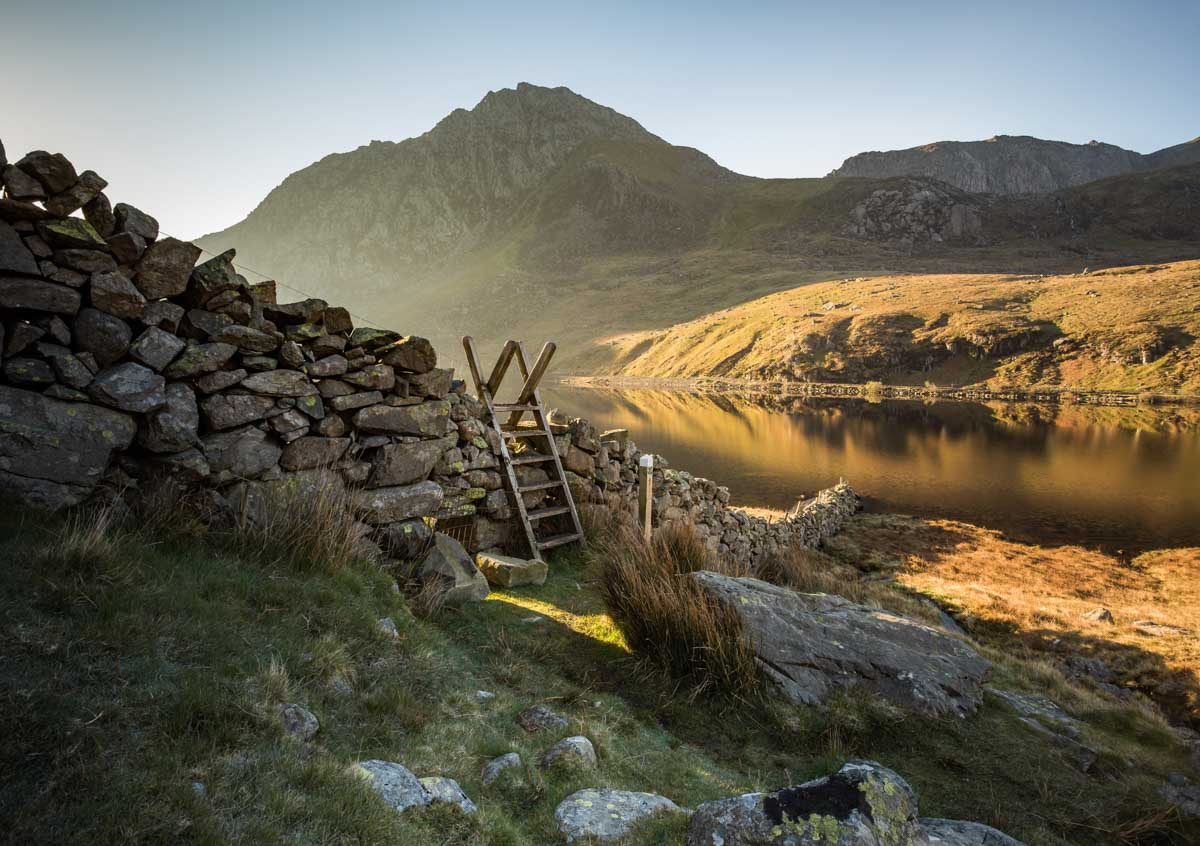 Ogwen Valley, Snowdonia National Park by Matthew Light