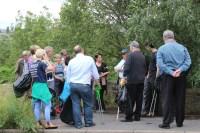 Barnsley Main- Walk, talk and tidy up