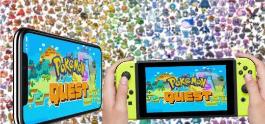 Pokemon Game mobile new