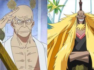 One Piece Manga Chapter 909