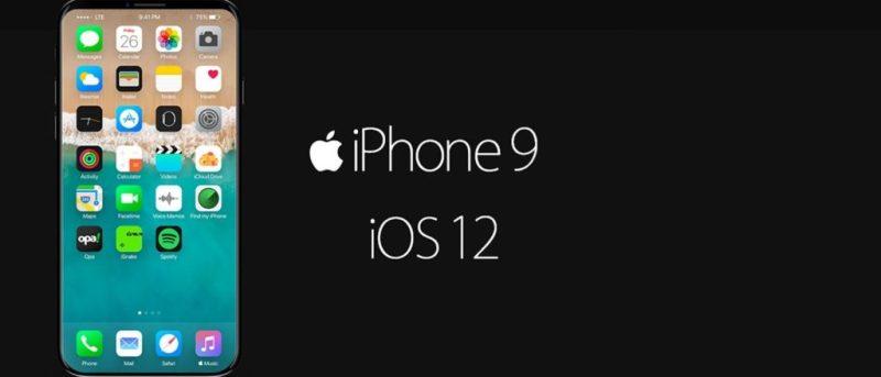 iphone release date 2018