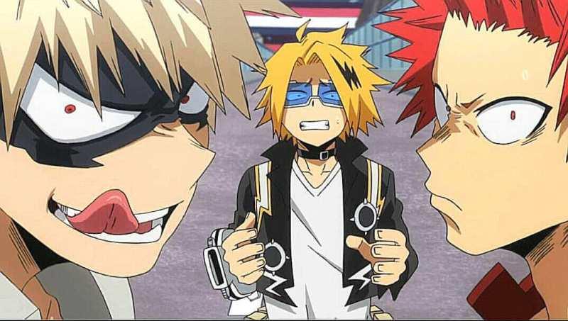 Hero academia manga 197 leaks/spoilers