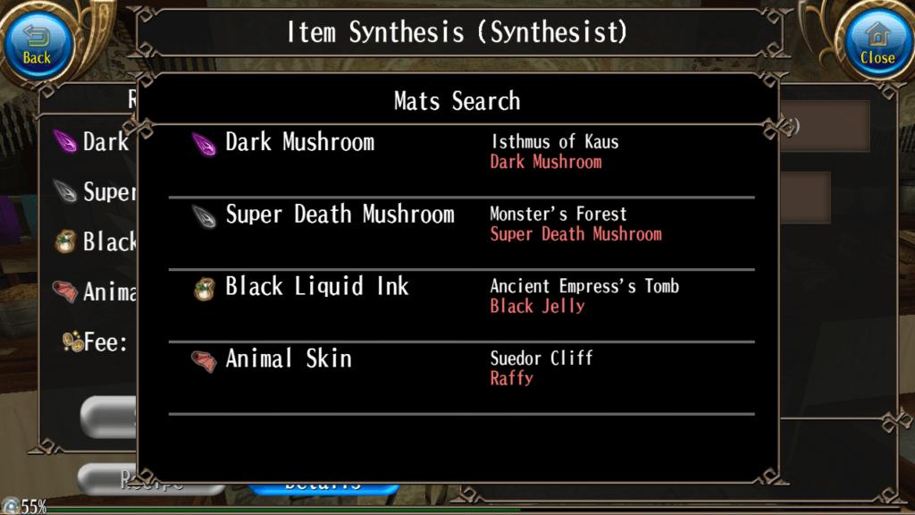 'Dark Power' And 'Magic Blade'
