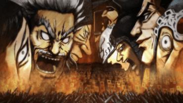 Kingdom 584 Raw Scans