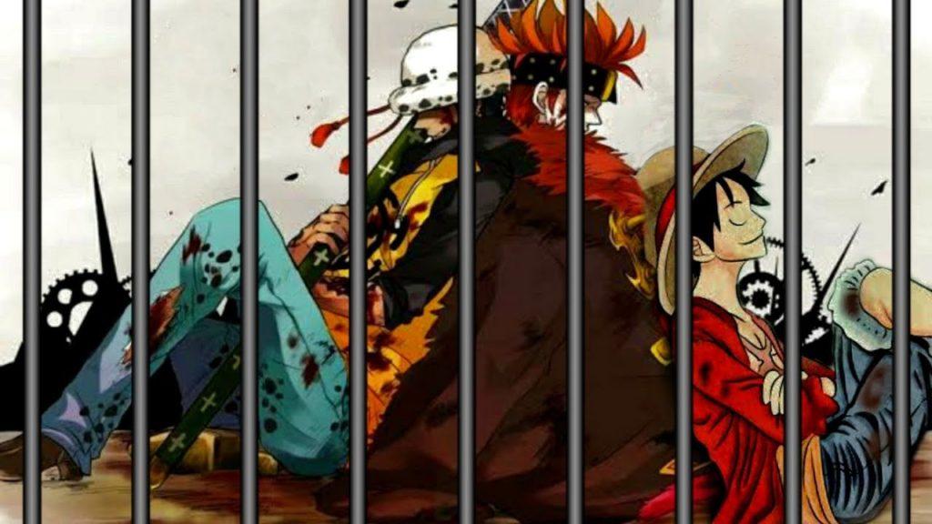 komik One Piece 924