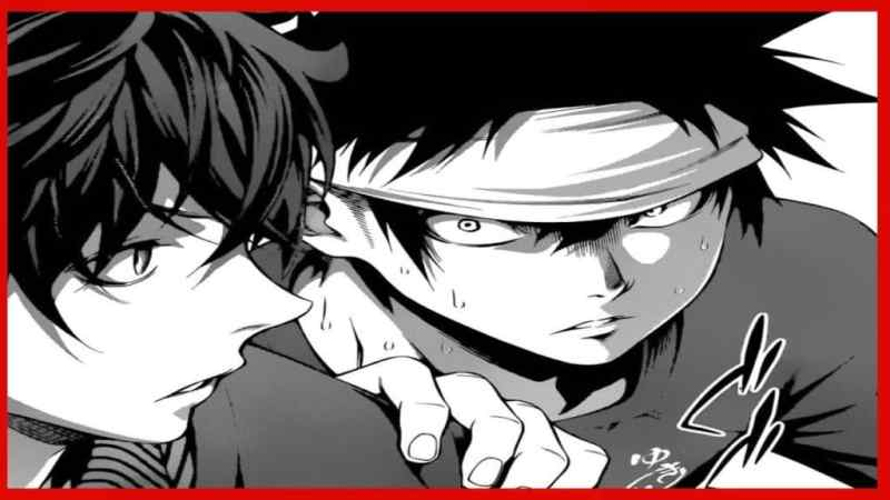Shokugeki chapter 291