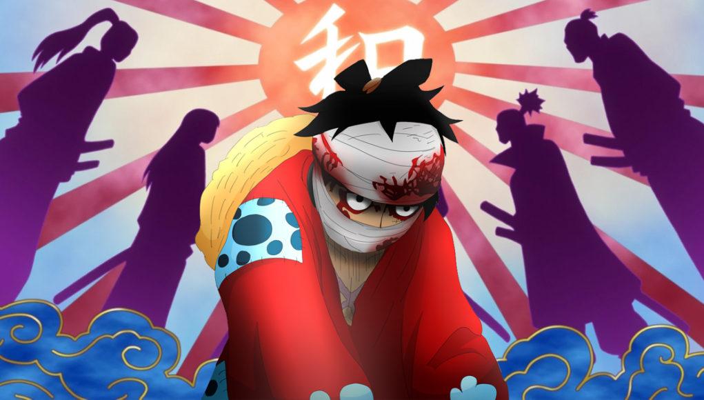 One Piece Manga 927