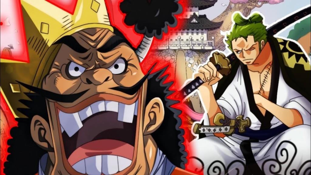 One Piece Chapter 930