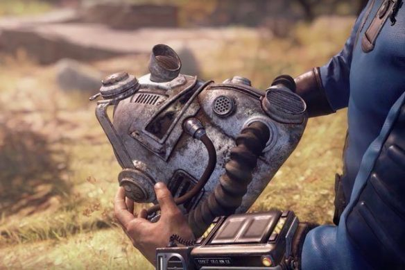 GameStop Germany Giving Away Fallout 76 Along with Used PS4