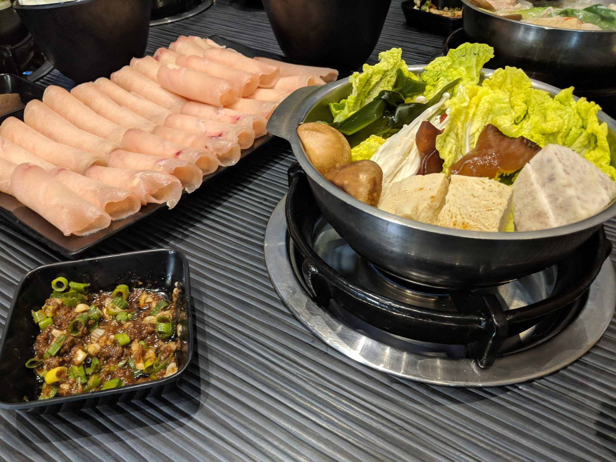 Eat Healthy in Taiwan - Hot Pot