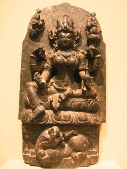 """Parvati"", 12th century CE, Orissa, India. Los Angeles County Museum of Art. (photo by sisleyceli)"
