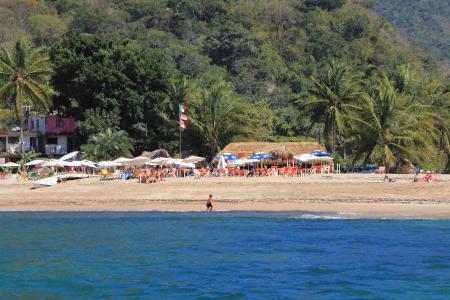 Boca Tomatlan Playa