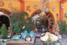 Talavera Ceramics Retail Outlet in Hildago