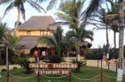 a newer upscale beach side restaurant