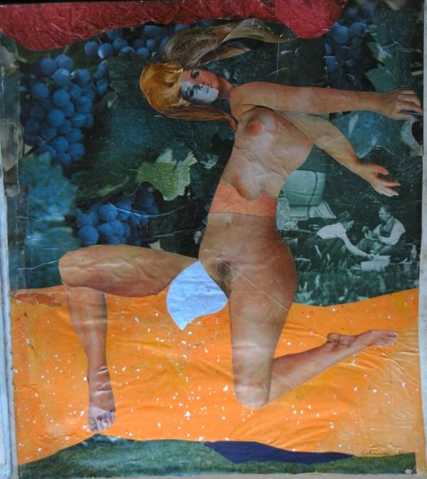 Nude on the Beach No.3