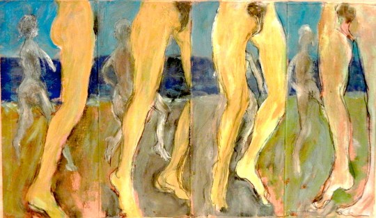 Nude Studies at the Beach