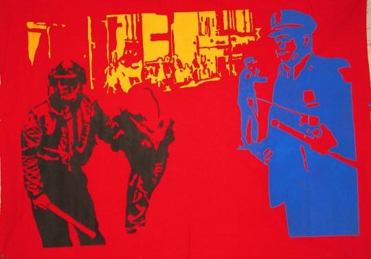 Memphis, Riot Scene No.1