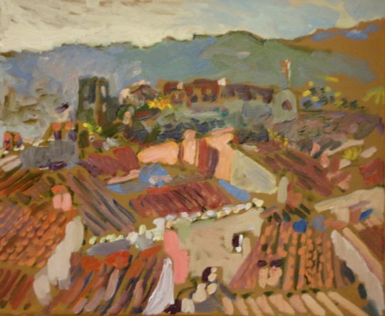 Collioure, Rooftops
