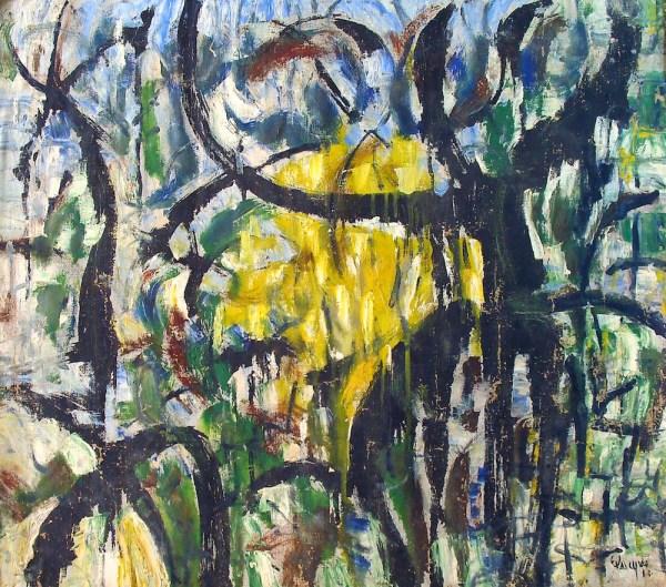 Untitled Landscape, Woodstock (No.414)