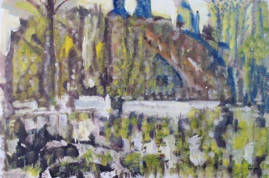 Untitled Landscape, Bellport (No.95)