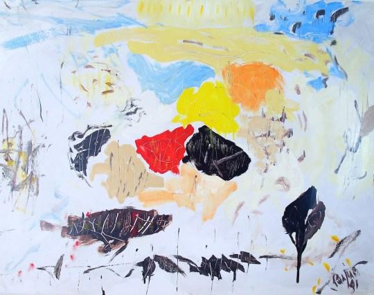 Untitled Landscape, Bellport (No.1042)