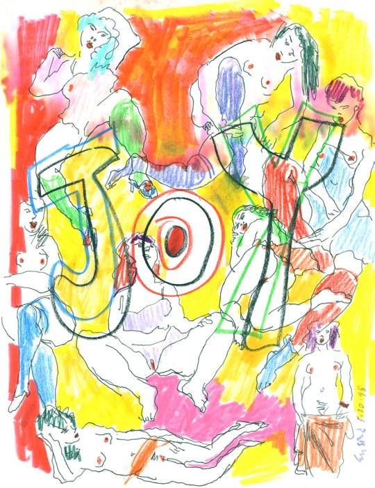 Goddess Series: Joy