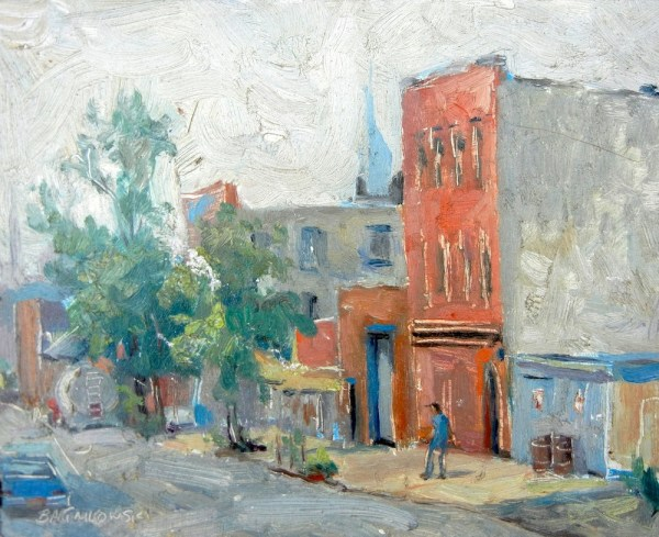 Greenpoint Avenue, Brooklyn