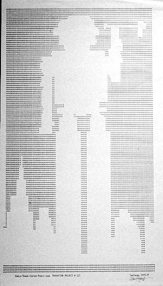 Manhattan Project: World Trade Center – Robot Legs No.177