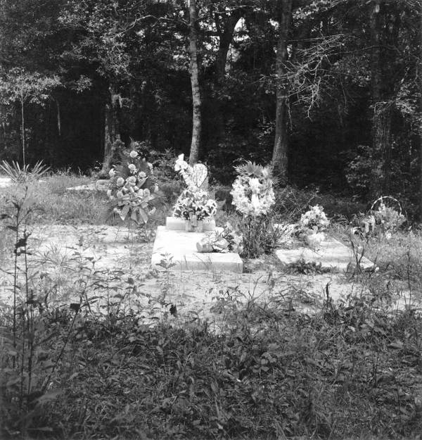 Roadside Cemetery near Midway, Georgia