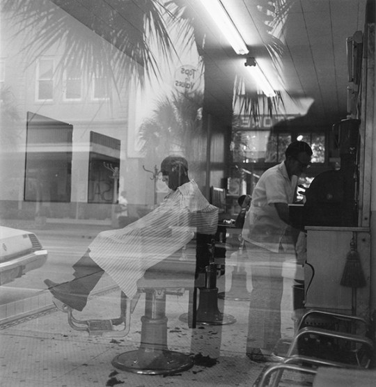 Barber Shop, DeLand, Florida
