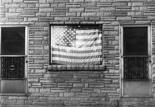 American Flag, Midland, Pennsylvania