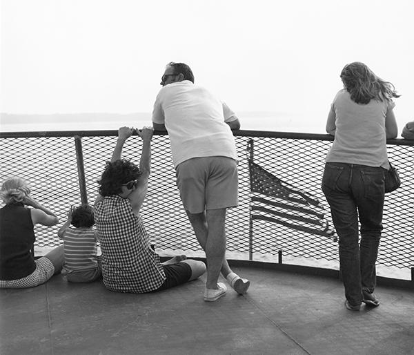 James River Ferry, Virginia