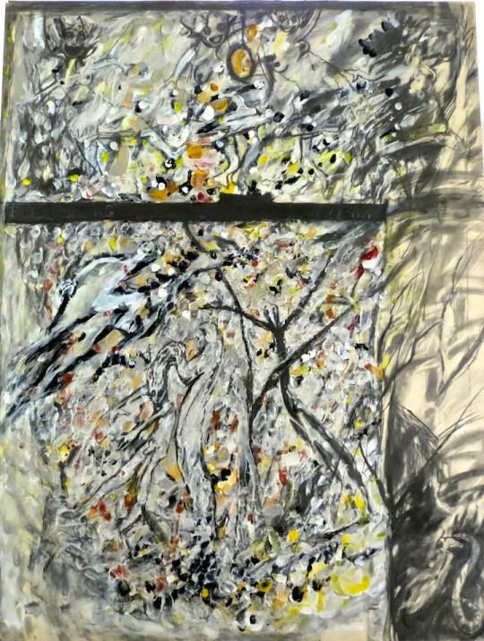 Window series: Bleak Spring