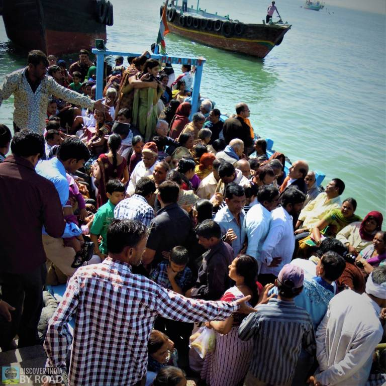 Overcrowded Boat